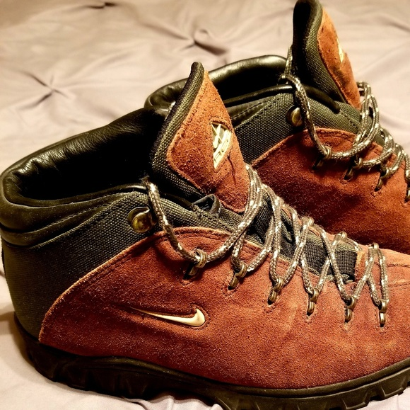 Nike Shoes | Nike Ace Steel Toe Boots